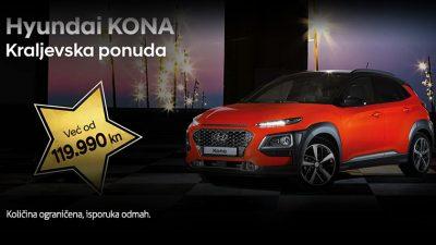 PROMO: Posebna Hyundai Kona ponuda @ Hyundai Afro