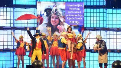 Izbor Kraljice Riječkog karnevala otvara sezonu Pusta u Rijeci