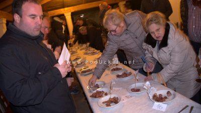 21. izbor najboljih kobasica va restorane Stara Pošta pul Permani na Tri kraji