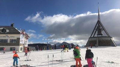 FOTO Primorci 'okupirali' Kronplatz – Poznato talijansko skijalište i dalje je popularna destinacija za zimski odmor