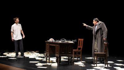 """Predstavom """"Ljubavna pisma Staljinu"""" kazališta Planet Art prošlog vikenda otvorena je kazališna sezona Festivala Opatija"""