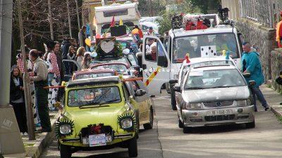 10. Rally maškaranih oktanaca – Karnevalsko ludilo na kotačima od Halubja do Liburnije