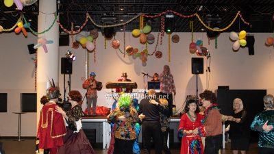 FOTO: Dobra zabava pod maskama uz Duleta i Bonacu – Maškarani tanci zagrijali klub Gervais