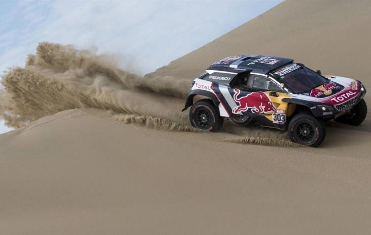 41.Dakar rally –  Izazov za one koji idu, san za one koji ostaju