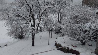 Napokon malo zime – Gornji krajevi pod snijegom @ Veprinac, Mune