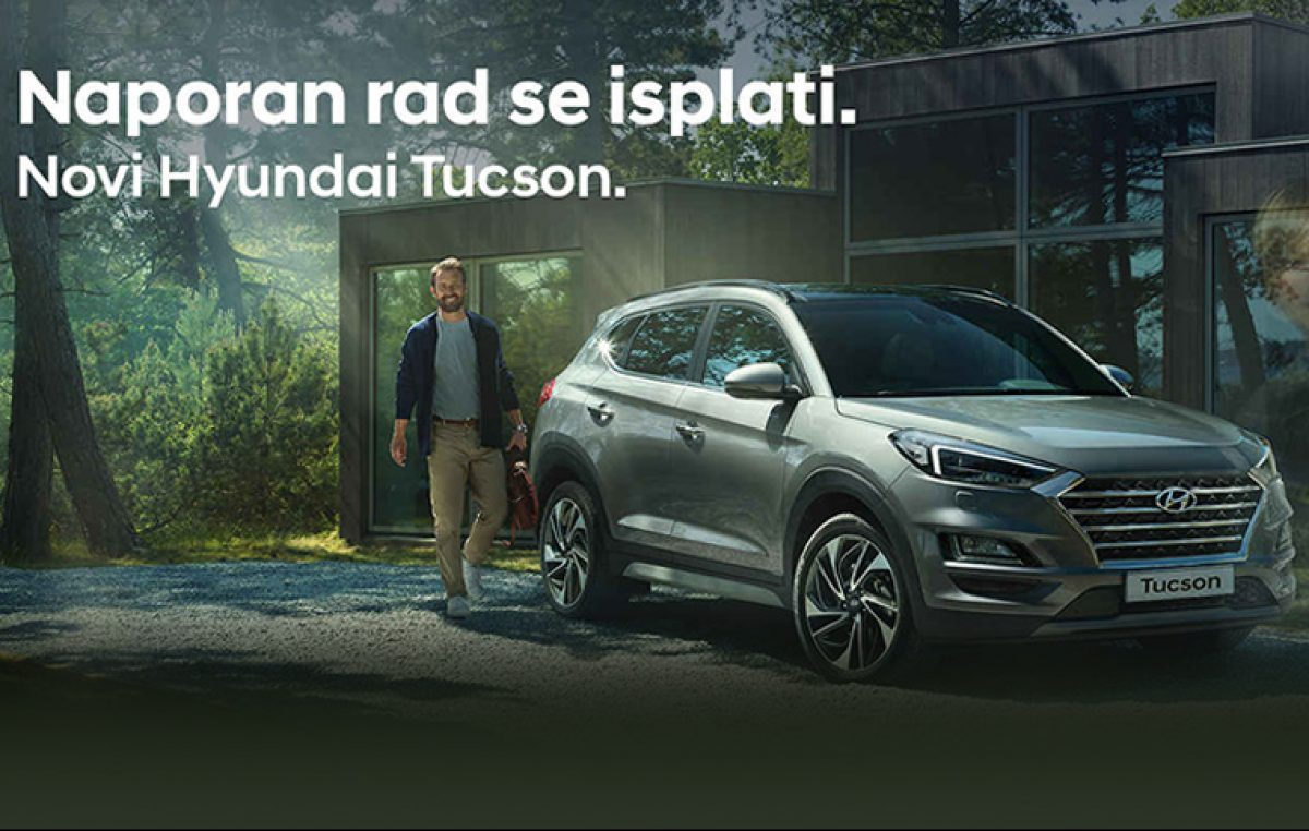 PROMO: Novi Hyundai Tucson @ Hyundai Afro