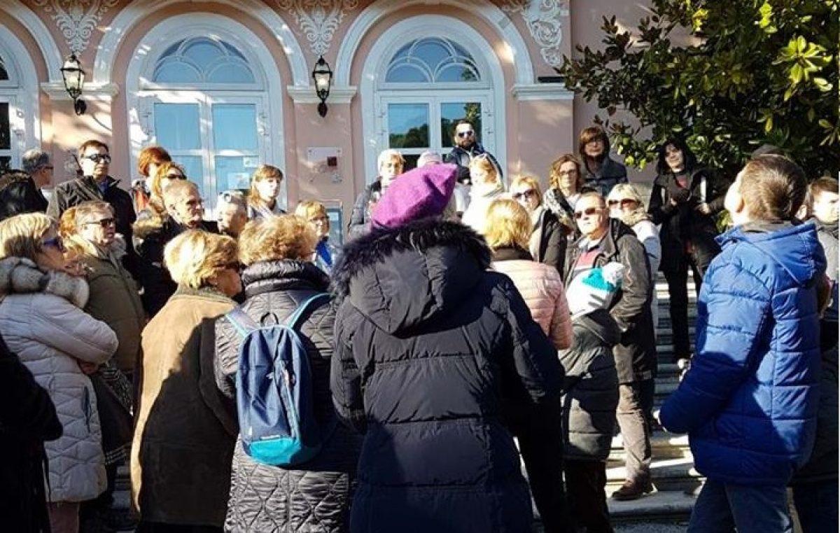 Građani na jedan dan postali turisti i uključili se u besplatna stručna vođenja svojim gradom