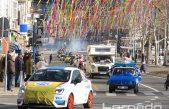 28. izdanje Maškaranog rallya Pariz – Bakar vozit će se sutra dobro poznatom trasom
