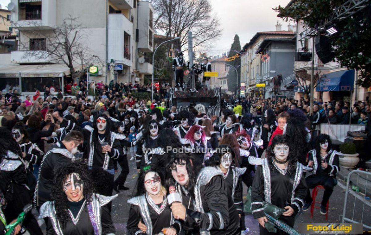 VIDEO Sve je spremno za 53. Međunarodnu karnevalsku povorku koja će se moći pogledati i uživo online @ Lovran