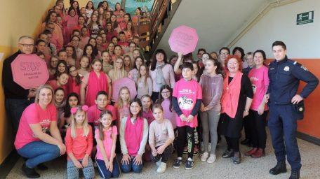 Sutra se obilježava Dan ružičastih majica @ Opatija, Lovran