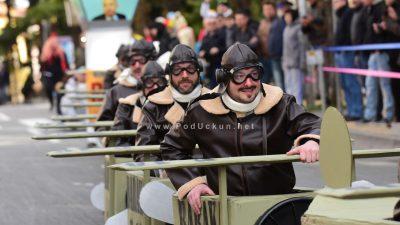 Roštanje balinjera za vrhunac Karnevala – Održana 36. Balinjerada @ Opatija