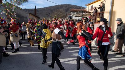Tradicija duga stoljeće i pol – Brgujski zvončari na svom pohodu u Mučiće @ Matulji