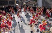 FOTO/VIDEO: Tradicija duga stoljeće i pol – Brgujski zvončari na svom pohodu u Mučiće @ Matulji