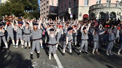 Opatija u znaku radosti i kreativnosti uz Dječji karnevalski korzo – Male maškare osvojile su grad!
