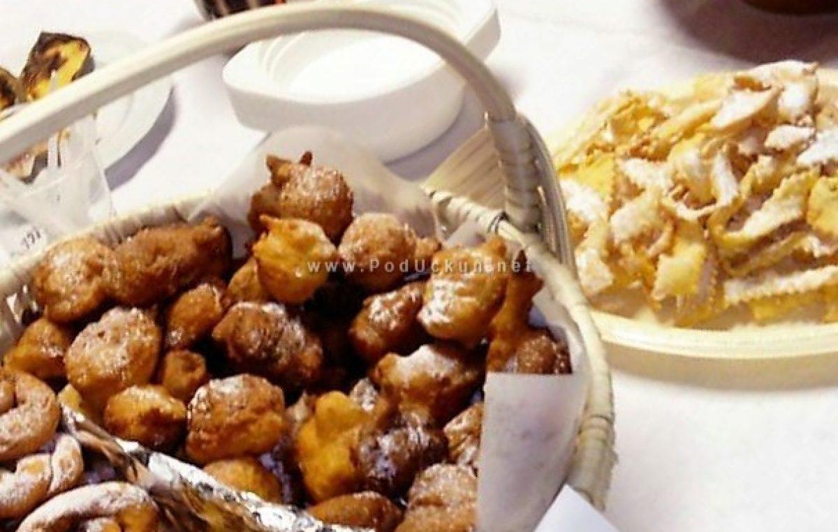 Pusne delicije i autohtonu kuhinju predstavili Munski zvončari na Festivalu pusne hrani