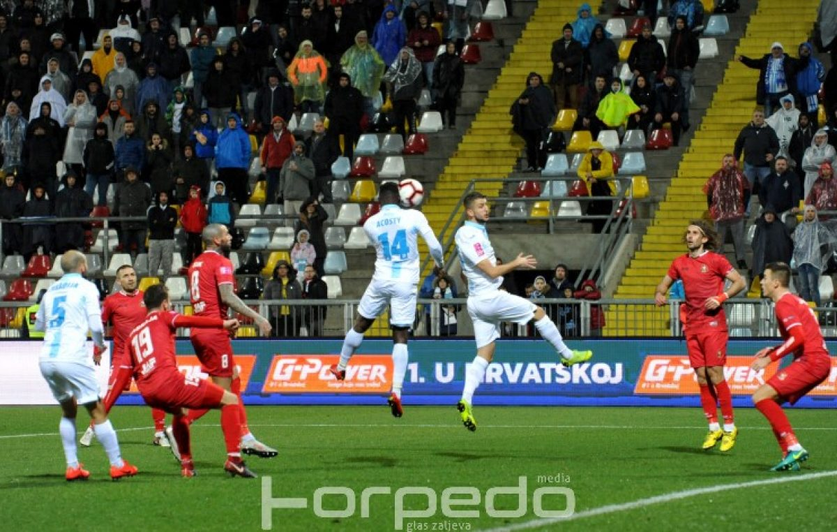 Gorica petu utakmicu zaredom pobijedila Rijeku, Simon Rožman upisao prvi poraz na klupi 'bijelih'