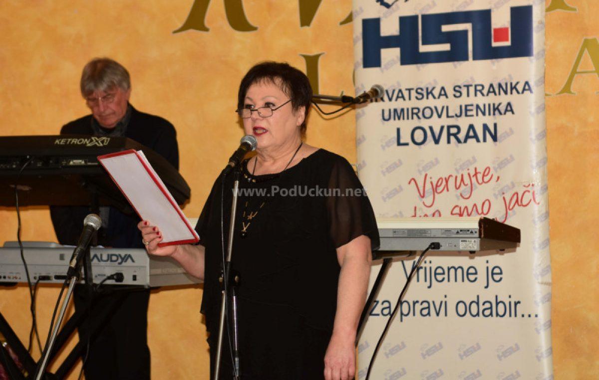 FOTO Sretnih trinaest: Više od stotinu članova HSU Lovran proslavio obljetnicu osnivanja ogranka