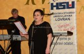 Više od stotinu članova HSU Lovran proslavio obljetnicu osnivanja ogranka