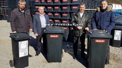 Komunalac i Matulji nabavili spremnike za miješani otpad – Besplatna podjela građanima kreće od ponedjeljka