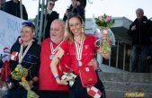 Lovranci priredili razdragan doček za Marinu Mavrinac Matulju, Sanju Lotspaich i ekipu iz reprezentacije