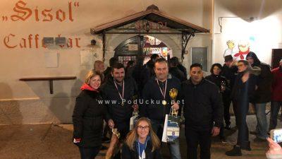 FOTO Par Vitasović/Mijatović osvojio 5. Međunarodni Brsečki turnir u briškuli i trešeti