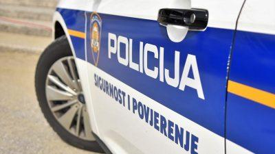 Uhvaćen serijski provalnik, prijavljen za 57 kaznenih djela