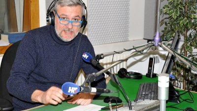 Robert Ferlin ponovo Radijski glas godine, svoj Zlatni studio posvetio Koradu Vujnoviću i Ivici Vrkiću