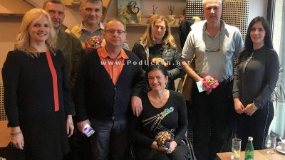 U OKU KAMERE Nirvana Moschella, Andrej Omeragić, Leonard Martinis i Nea Bagarić nagrađeni za svoj sportski uspjeh