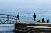 Predivno vrijeme privuklo brojne šetače @ Opatija