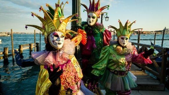 Promo Matulji Tours: 5 razloga zašto posjetiti  Veneciju u vrijeme karnevala!
