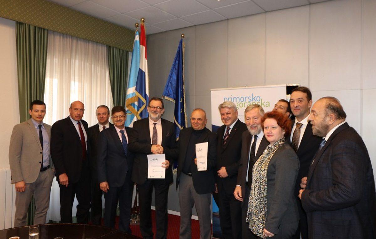 Potpisan ugovor o izradi glavnog projekta – Žičara na Učku na korak do građevinske dozvole