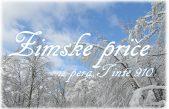 Najavljena književna večer – Zimske priče iz pera Tinte 910 ovog petka u Gradskoj knjižnici