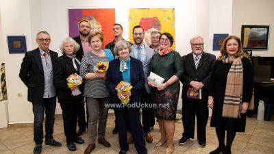 FOTO Artklub Hurbanovo – Slovački umjetnici predstavili se lovranskoj publici