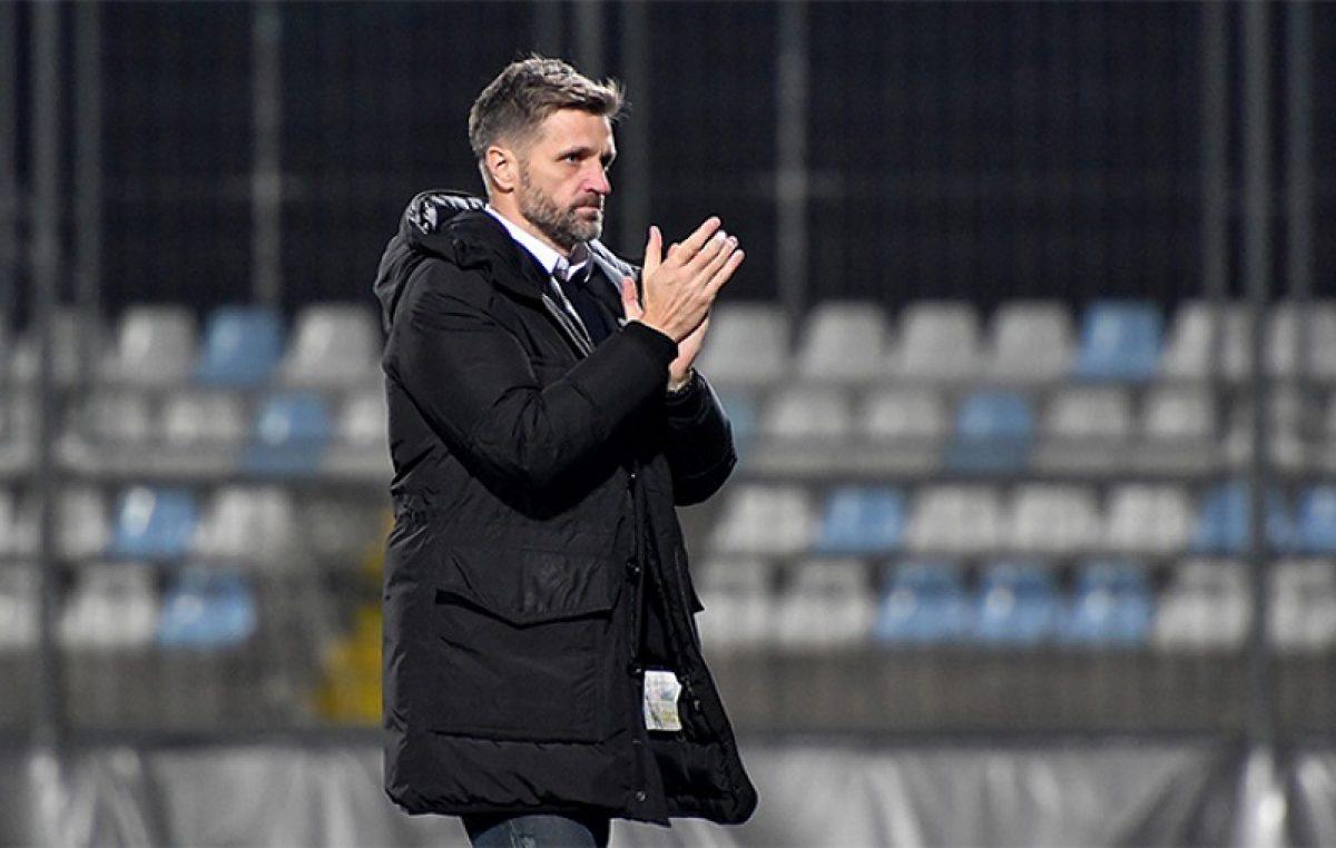 VIDEO Bišćan pred Inter: Imamo obvezu prema navijačima ispraviti negativan dojam nakon Gorice