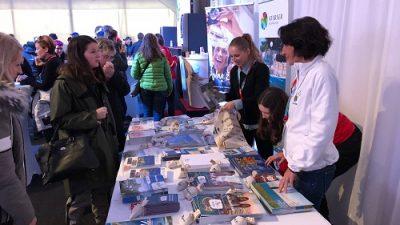 TZ Kvarnera predstavila turističku ponudu tijekom svjetskog skijaškog kupa @ Kranjska Gora