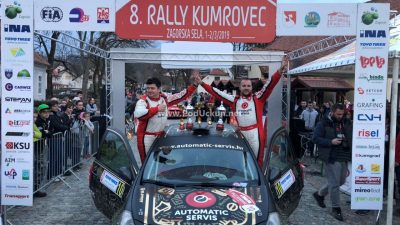 U OKU KAMERE 8.INA Rally Kumrovec 2019. – Stranci pokorili Kumrovec