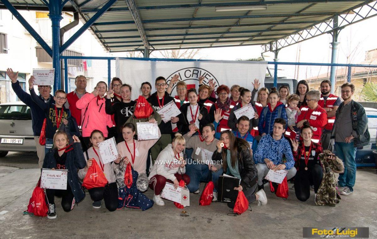 FOTO U opatijskom Crvenom križu održano natjecanje u pružanju prve pomoći