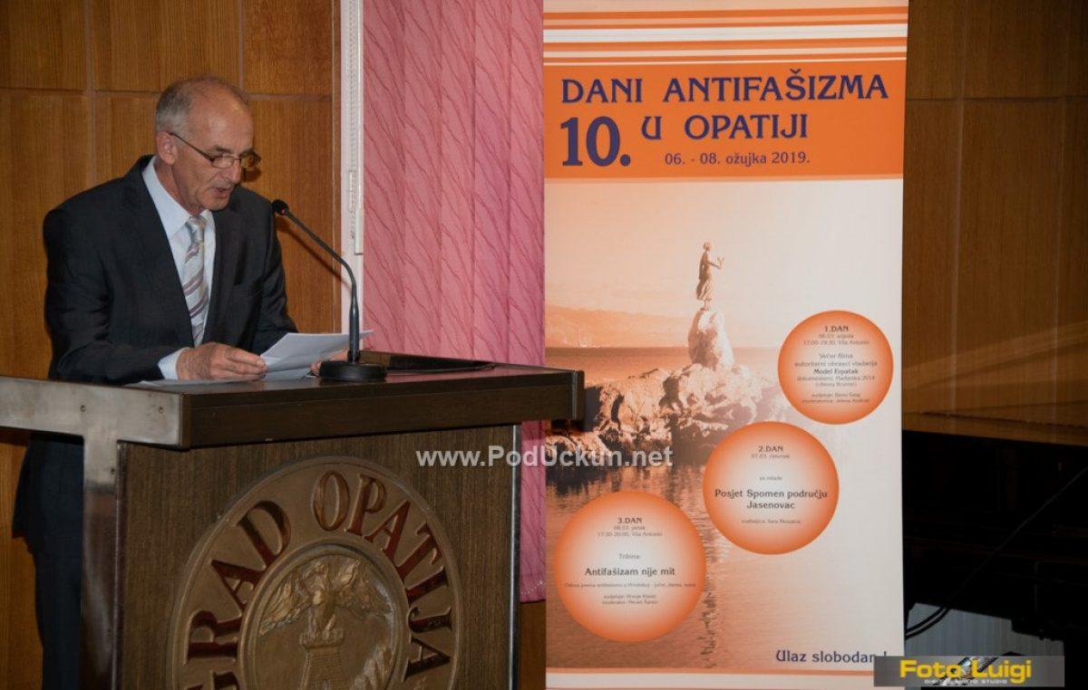 FOTO Završeno jubilarno izdanje Dana antifašizma u Opatiji