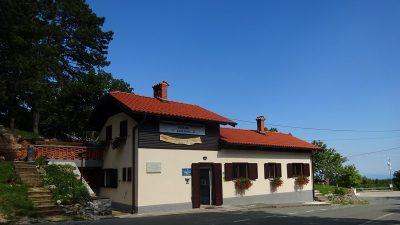 Rusko izaslanstvo posjetilo planinarski dom Poklon