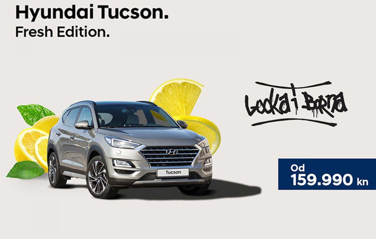 PROMO: Novi Hyundai Tucson Fresh @ Hyundai Afro