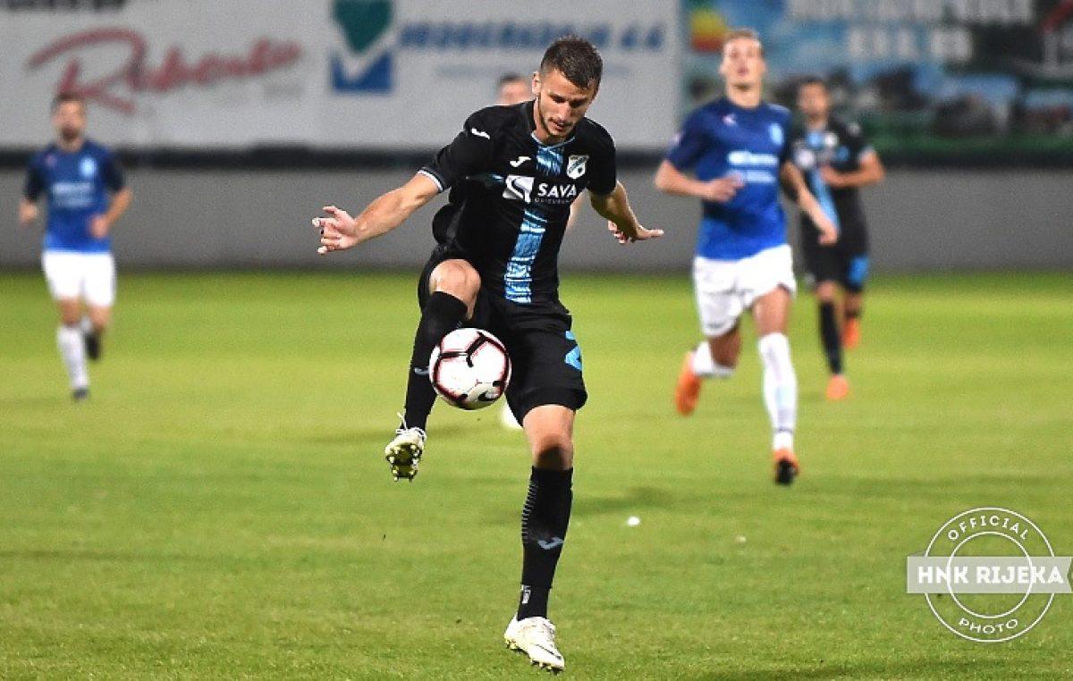 VIDEO Jakov Puljić: Zadovoljan sam formom, ali najbitnije je da Rijeka pobjeđuje