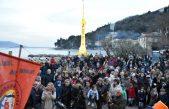 Draški spektakl za kraj karnevala – Gobo ni osuđen, ma svejedno je u zlatnoj raketi odletio u svemir