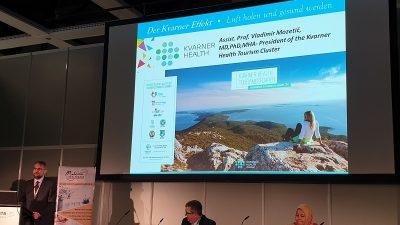 U Berlinu predstavljena suradnja Klastera zdravstvenog turizma Kvarnera s partnerima iz Malezije i Njemačke