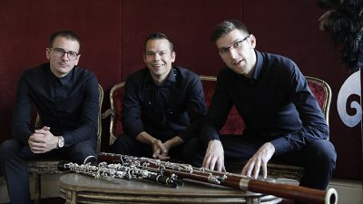 Koncert Riječkog puhačkog trija održat će se iduće srijede na skrivenoj lokaciji pod zvijedzama