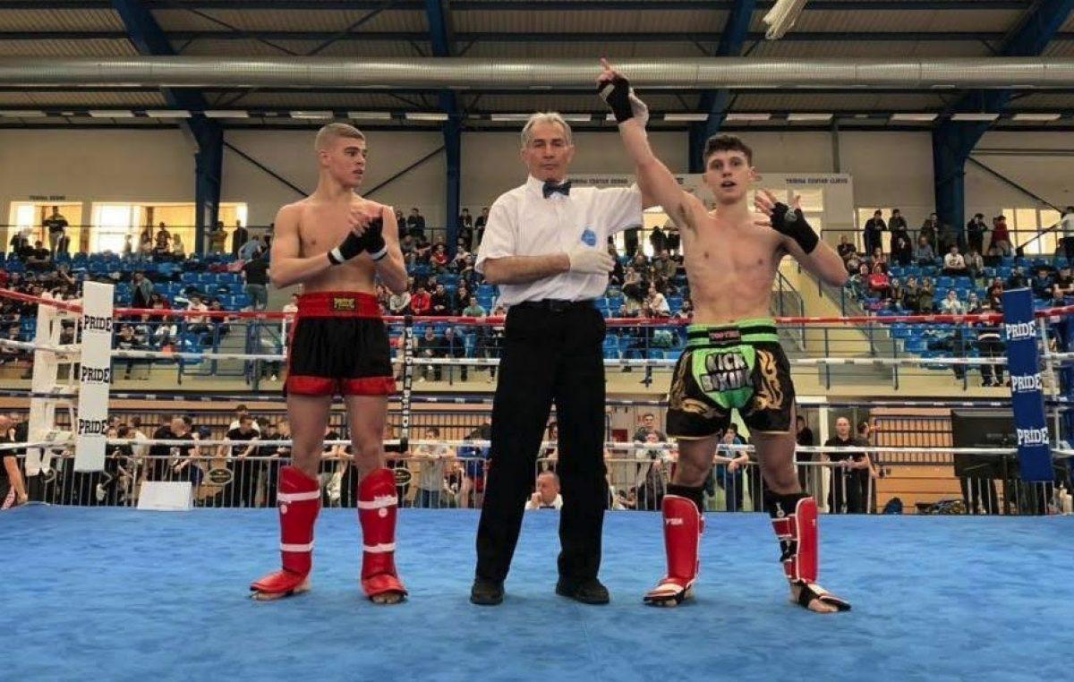 OFC-ov borac Kristian Kolaj postao seniorski kickboxing prvak Hrvatske
