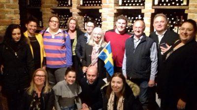 U OKU KAMERE LAG Terra Liburna domaćin švedskim LAG-ovcima