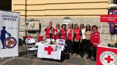 """U OKU KAMERE Humanitarna akcija Lionsa """"Jaglac za borbu protiv dijabetesa"""""""
