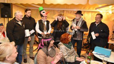 Sutra ne propustite tradicionalni maškarani tanac uz Duleta i Bonacu @ Caffe bar Barić