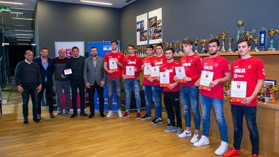 U OKU KAMERE Mirza Džomba čestitao Zametovoj RINA Akademiji na postignutim rezultatima