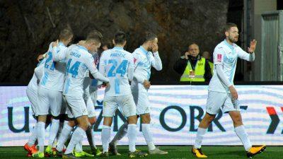 Nogometaši Rijeke upisali pobjedu protiv Lokomotive i učvrstili drugo mjesto na tabelici